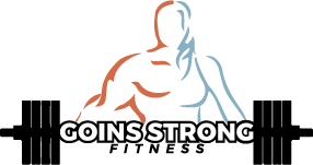 Goins Strong Fitness Logo